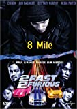 Coffret Street Generation 2 DVD : 2 Fast 2 Furious / 8 mile