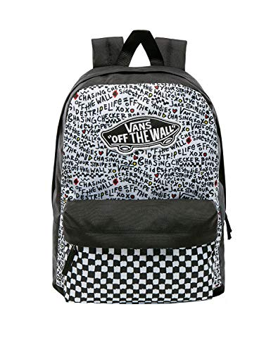 zaino vans realm backpack VN0A3UI6YDP 074 Size : -
