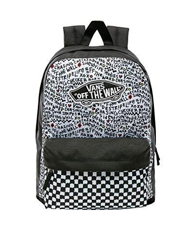 zaino vans realm backpack VN0A3UI6YDP 074