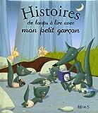 Telecharger Livres Histoires de loups a lire avec mon petit garcon (PDF,EPUB,MOBI) gratuits en Francaise