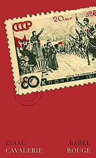 Cavalerie rouge par Isaac Babel