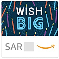 Amazon.sa eGift Card - BD Wish Big