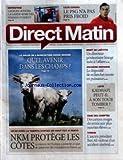 Telecharger Livres DIRECT MATIN No 833 du 18 02 2011 EXPO LA CROIX HONORE LA GARDE ROBES DES FEMMES D ORIENT LA LIGUE EUROPA LA MORT DE LAETITIA UN DIRECTEUR PENITENTIAIRE LIMOGE SUITE A L AFFAIRE LA JOGGEUSE DISPARUE LE DISPOSITIF MONTE EN PUISSANCE COUR DES COMPTES DES CARTONS ROUGES DECERNES AUX PLUS MAUVAIS ELEVES TUNISIE L ANCIEN PRESIDENT BEN ALI VICTIME D UN ACCIDENT CEREBRAL LIBYE KADHAFI PEUT IL A SON TOUR TOMBER UN APRES LA TEMPETE XINTHIA QUI AVAIT FAIT 47 MORTS NKM PROT (PDF,EPUB,MOBI) gratuits en Francaise