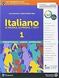 Italiano. Le regole, le parole, i testi. italiano. Morfologia e lessico. Per le Scuola media. Con e-book. Con espansione online