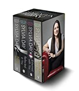 Sylvia Day Crossfire Series Four Book Collection
