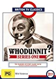 Best Whodunnits - Whodunnit?: Series 1 (2 Discs) DVD Review