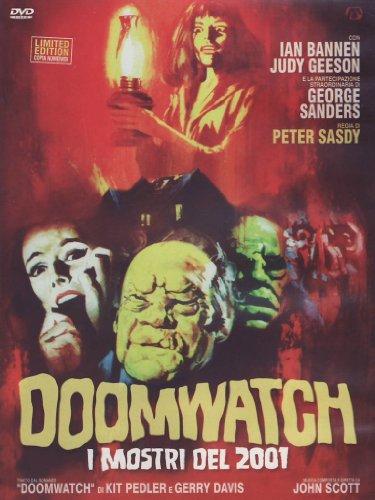 Doomwatch - I mostri del 2001(edizione limitata numerata) (versione rimasterizzata) [IT Import]