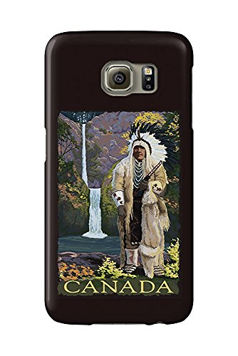 Full Dress (Chief in Full Dress - Canada (Galaxy S6 Cell Phone Case, Slim Barely There))