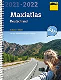 ADAC Maxiatlas Deutschland 2021/2022 1:150 000 (ADAC Atlanten)