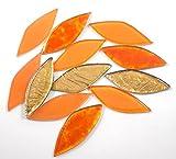Sai Mosaic Art Petals Assorted Orange