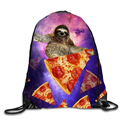 ZHIZIQIU Travel Pizza Backpack for Women & Girls Casual Daypack Book School Bag