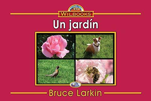 Un jardín por Bruce Larkin