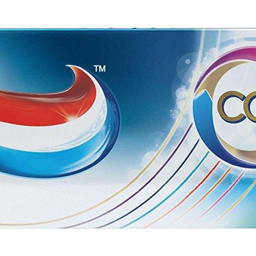 Aquafresh Complete Care extra Frische Fluorid-Zahnpasta (75 ml) - Packung mit 6