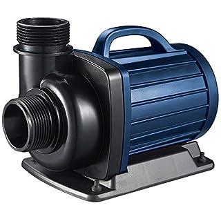 AquaForte Dm-3500 Filter-/Teichpumpe, 12-V, 30 W, 3,5 m³/h, Förderhöhe 3 m