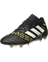 classic fit 2ea76 f7d8c Adidas Nemeziz Messi 17.1 FG – Scarpe da Calcio da Uomo, Uomo, Nero