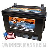 Winner Batterien US 55Ah Autobatterie