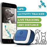 Kippy Vita - GPS y Monitor de Actividad para gatos y perros - Localizador GPS para perros y otros animales - Navy patrol