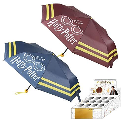 Paraguas Plegable Harry Potter