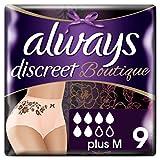 Always Discreet Boutique Underwear 9 Medium