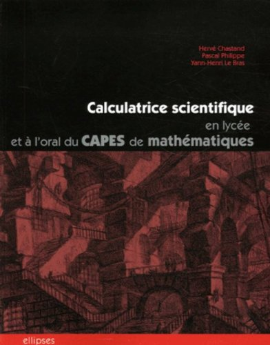 Calculatrice scientifique en lycée et �...