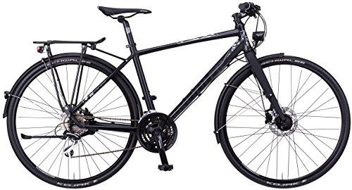 Kreidler Small Blind 1.0 EQ Urban/Trekking Bike 2017 (Schwarz, 28