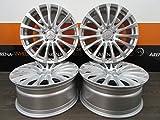 4 Alufelgen OXXO ELAN 18 Zoll passend für Mercedes A 176 B C 205 CLA AMG CL E 213 GLA S Vito 8J NEU