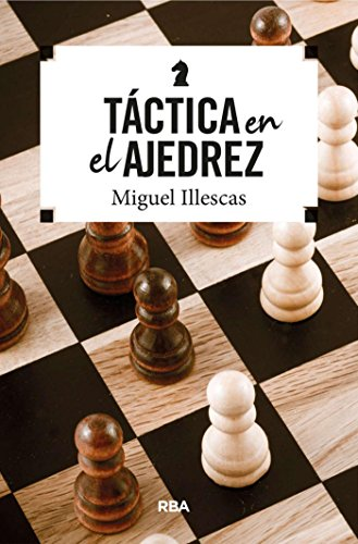 Táctica en el ajedrez (PRACTICA) por Miguel Illescas