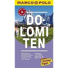 MARCO POLO Reiseführer Dolomiten: Reisen mit Insider-Tipps. Inklusive kostenloser Touren-App & Update-Service