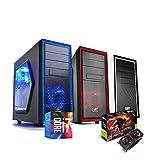 Pc desktop gaming completo Intel i7 7700 4.2ghz/ram 16 gb ddr4 /Ssd 240gb /Hdd 1Tb /Scheda video Asus Geforce Gtx 1050 Ti Esports Gaming 4gb Ddr5 /Wifi  Windows 10 Computer gaming