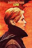 empireposter 748089 Bowie, David - Low - Musikposter Classic Rock, Papier, Bunt, 91.5 x 61 x 0.14 cm