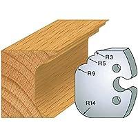 225: Juego De 2Y suministro Conge múltiple HT 50mm para puerta herramientas entr' Axe Plot 24mm