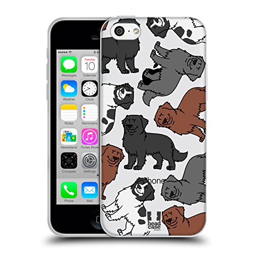 Head Case Designs Cocker Spaniel Modelle Hunde Rassen 7 Soft Gel Hülle für Apple iPhone 6 / 6s Neufundland