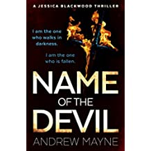 Name of the Devil: (Jessica Blackwood 2) (English Edition)