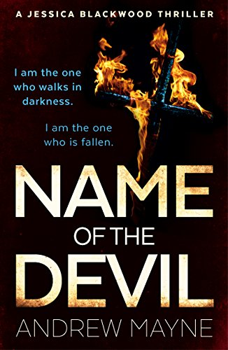 Name of the Devil: (Jessica Blackwood 2) (English Edition) por Andrew Mayne