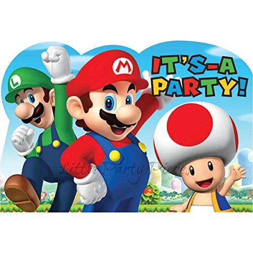 8-invitaciones-de-fiesta-con-sobres-super-mario-bros