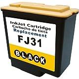 Cartucho de tinta, reemplaza a B0336 Negro Compatible 12 ml FJ31C
