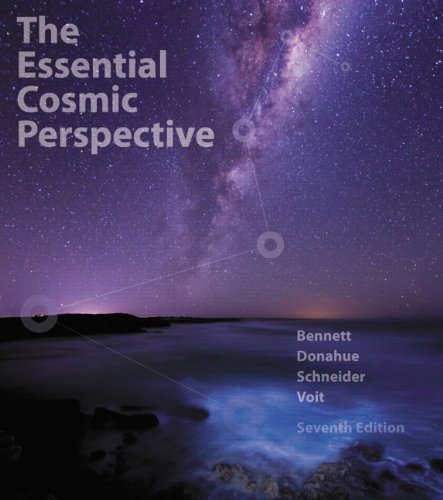Essential Cosmic Perspective Plus MasteringAstronomy with eText, The -- Access Card Package (7th Edition) by Bennett, Jeffrey O., Donahue, Megan O., Schneider, Nicholas, (2014) Paperback