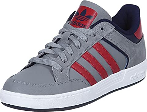 adidas Originals Varial Low, Herren Sneaker , Grau - Grau - Gris (Gris/Roupui/Blnaco) - Größe: 43