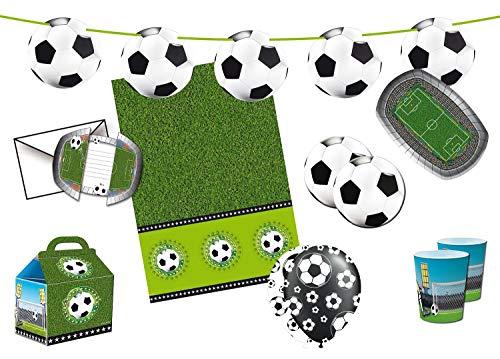 Folat 00223 - Partyset, Fußball (Für Jugendliche Halloween-party-spiele)