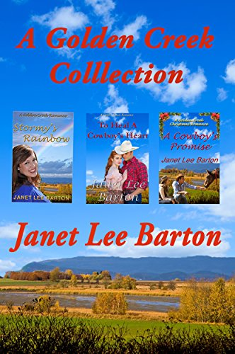 A Golden Creek Collection: A Contemporary Inspirational Romance collection-Volumes 1-3 (English Edition)