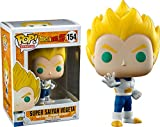 Funko - 154 - Pop, Manga, Dragon Ball Z, Vegeta Super Saiyan
