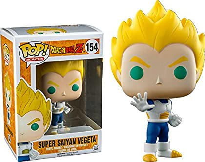 Funko - 154 - Pop, Manga, Dragon Ball Z, Vegeta...