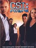 C.S.I: Crime Scene Investigation -Miami - Complete First Season [DVD] [Region 1] [US Import] [NTSC]