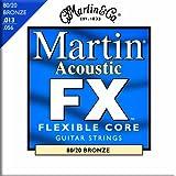 Martin FX 80/20 Corde per Chitarra Acustica 13-56