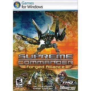 Supreme Commander: Forged Alliance [Online Game Code]