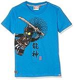 LEGO Wear Jungen Ninjago Teo 314-T-Shirt, Blau (Blue 542), 134