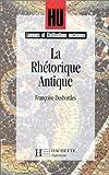rhétorique antique L'art