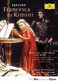 Zandonai: Francesca Da Rimini: Metropolitan Opera (Renata Scotto) [DVD] [2007]