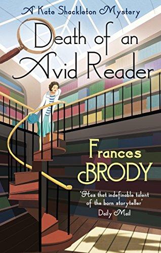 Death of an Avid Reader (Kate Shakleton 6)