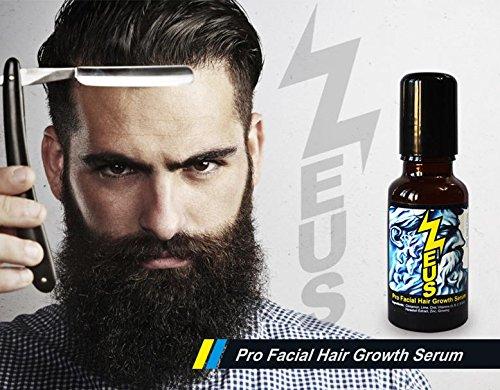 FACIALE CROISSANCE DES CHEVEUX SERUM Chili Cannelle Prêle Mustache BARBE CROISSANCE 11 Herbes 20ml